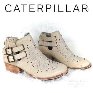 CAT Caterpillar Cheyenne Ankle Booties